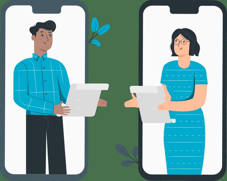 parent teacher communication software
