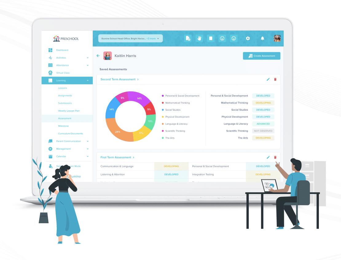 preschool administration software