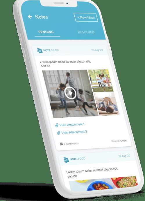 preschool parent communication software